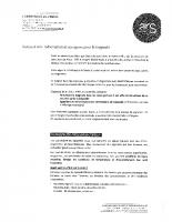 INFORMATIONS ET CONSIGNES POUR LA BAIGNADE DANS LA RIVIERE D'AIN