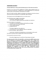 SPANC – Service Public de l'Assainissement Non Collectif